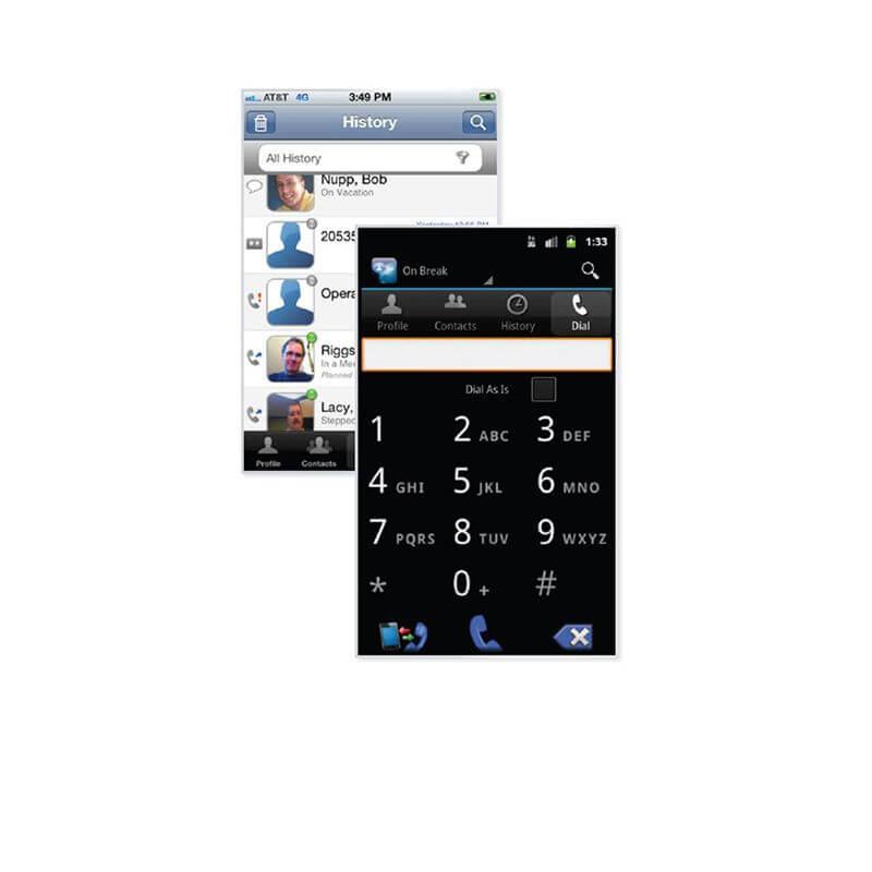 Softphone MC550