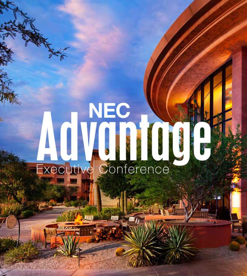 NEC Advantage 2017