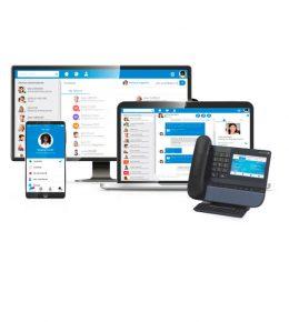 Comunicaciones Unificadas Rainbow - Alcatel